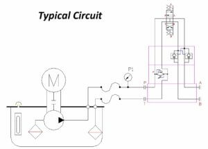 Hydraulic Schematic Hydraulic Power Pack