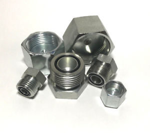 Stainless Steel O-ring Face Seal Fittings